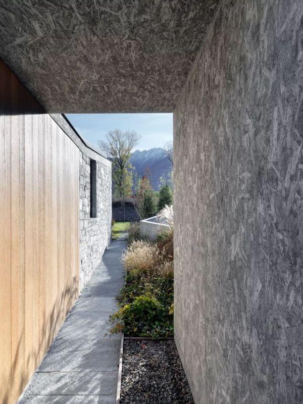 Act romegiall丨与自然对话的建筑晋城